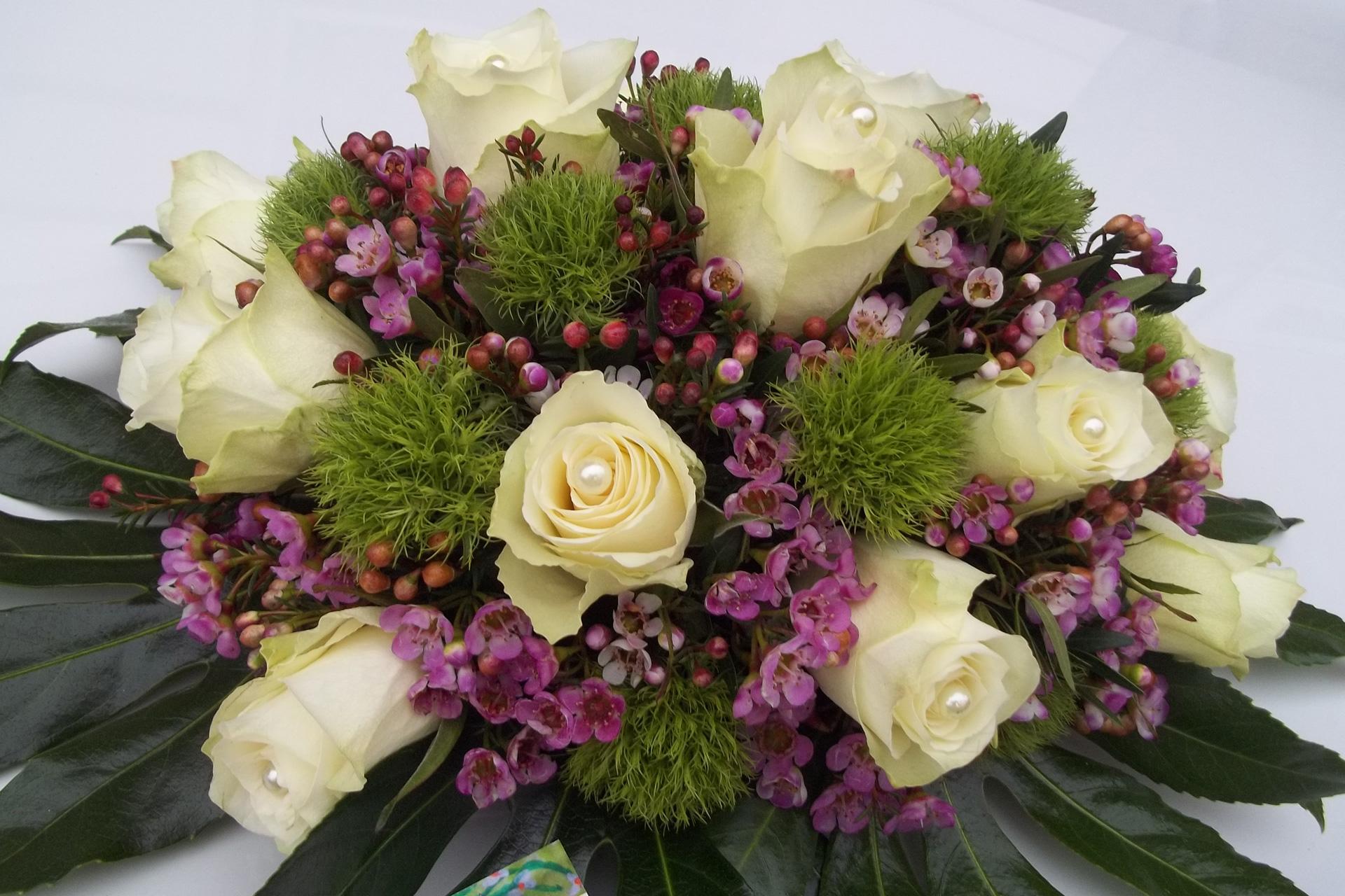 Hochzeit Blumenwiese Floristik Mehr