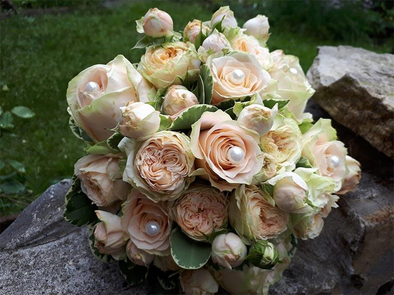 Blumenladen Eisenach, Blumenwiese Floristik & Mehr - Brautstrauss